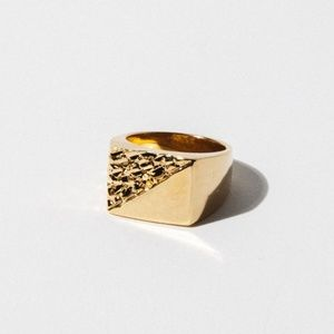 Child of Wild The Catacomb Ring Gold